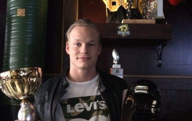 MVP sekä Zimmer Trophy Erkka Korhonen